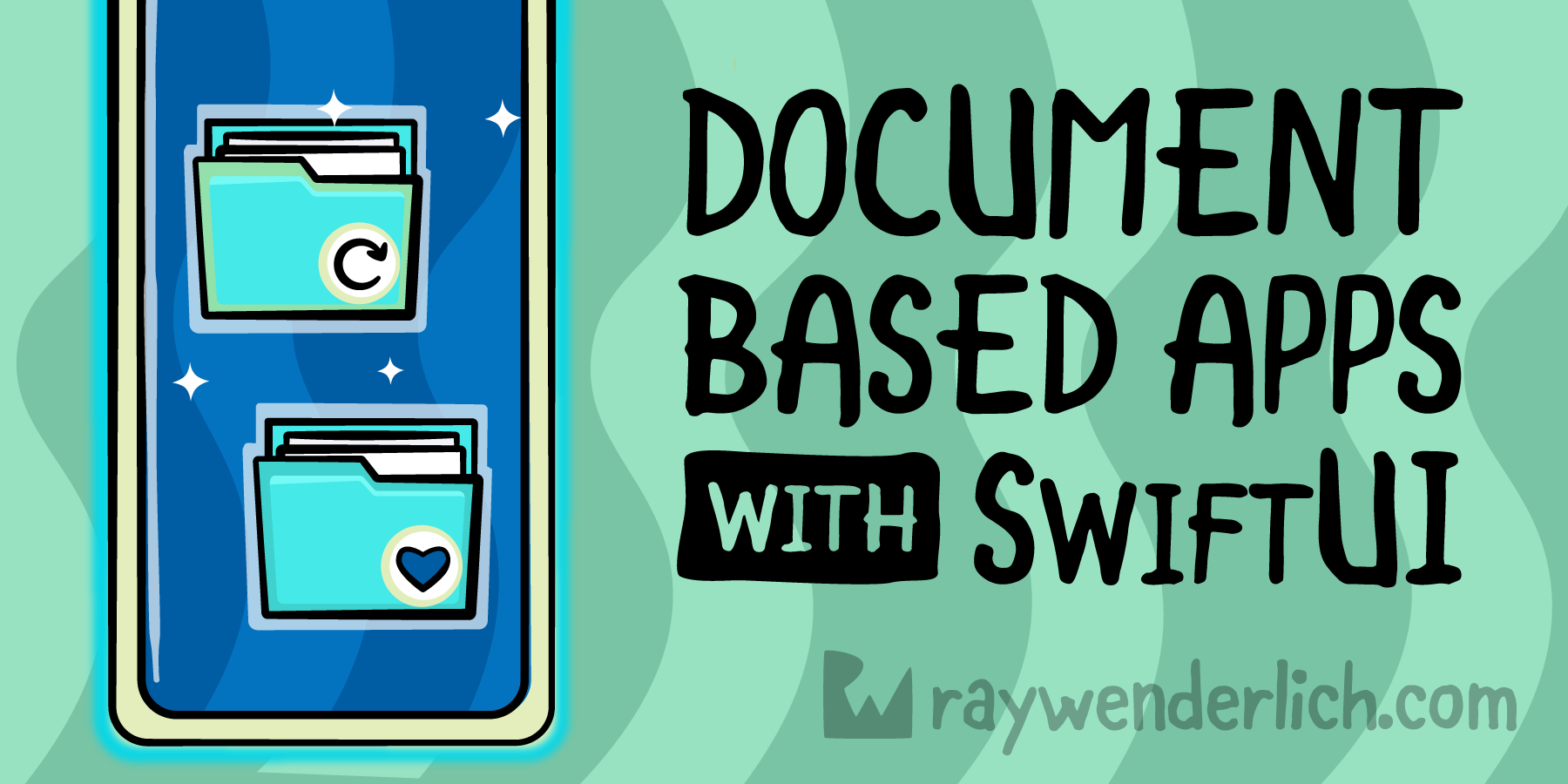 Document-Based Apps Using SwiftUI [FREE]