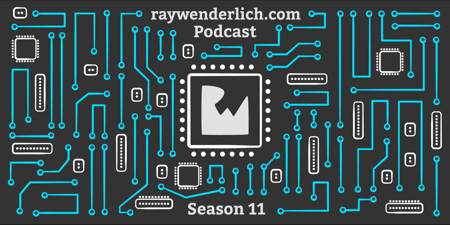 raywenderlich.com Podcast Season 11 is here! [FREE]