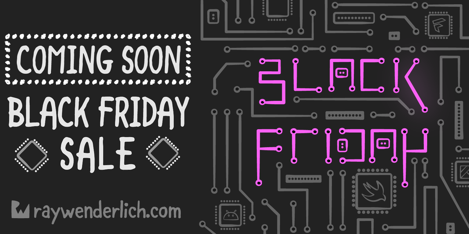 Black Friday Sale Coming Soon! [FREE]