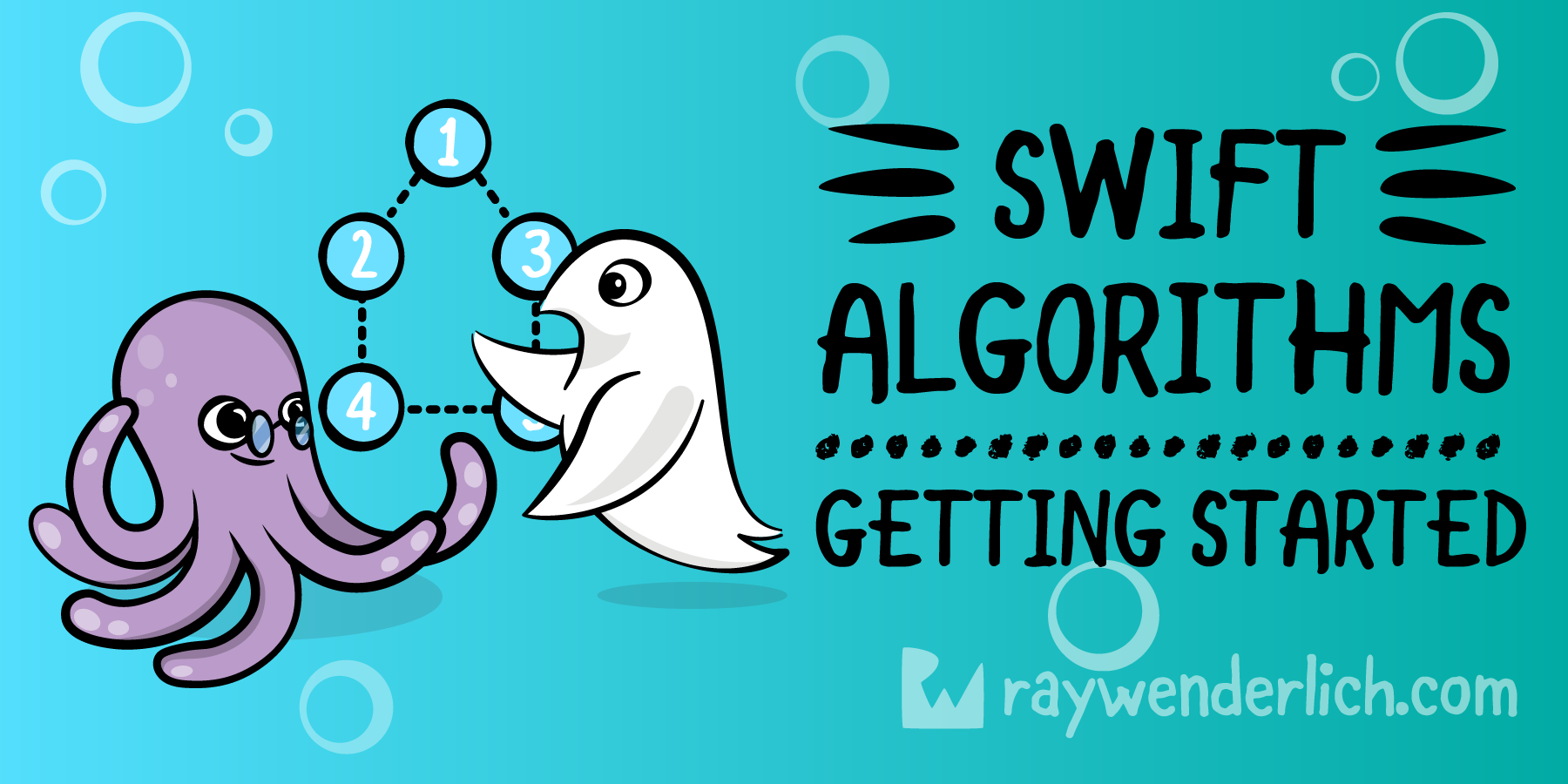 Swift Algorithms: Getting Started [FREE]