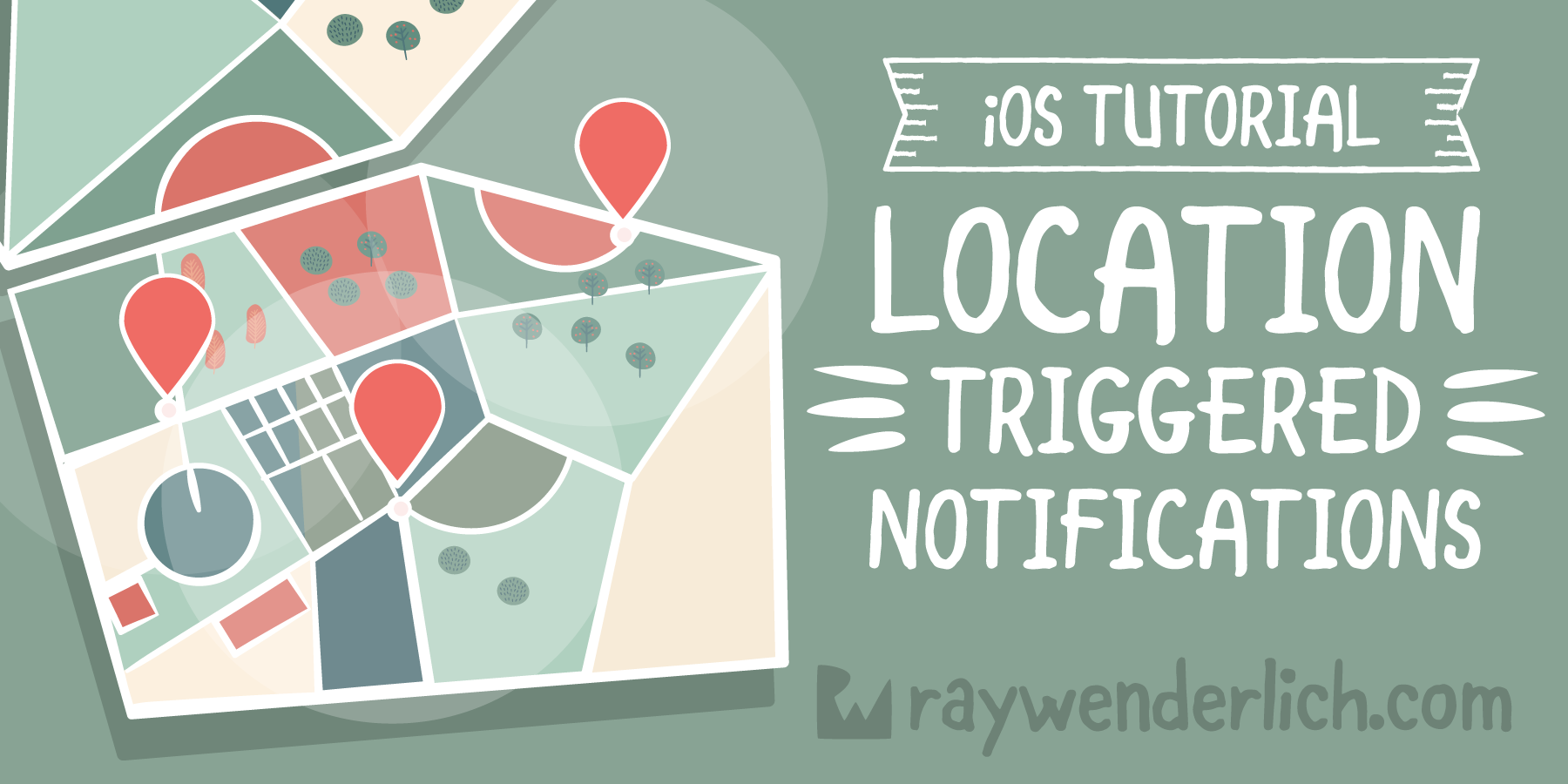 Location Notifications with UNLocationNotificationTrigger