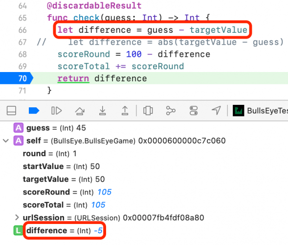 iOS Unit Testing: Debug Console