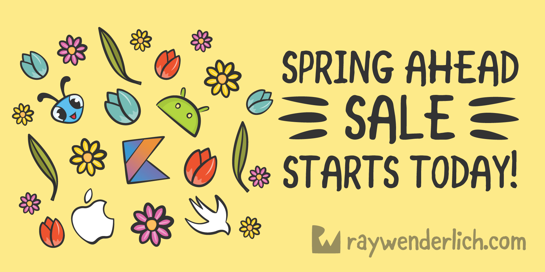 Spring Ahead Sale: Subscriptions from $149 and Books 50% Off! [FREE]