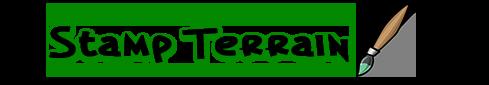 Paint Stamp Terrain title