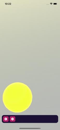 The sun in the running scene