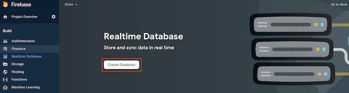 Realtime database