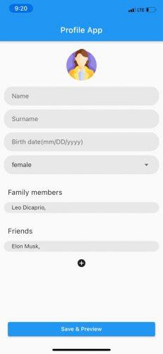 Added members