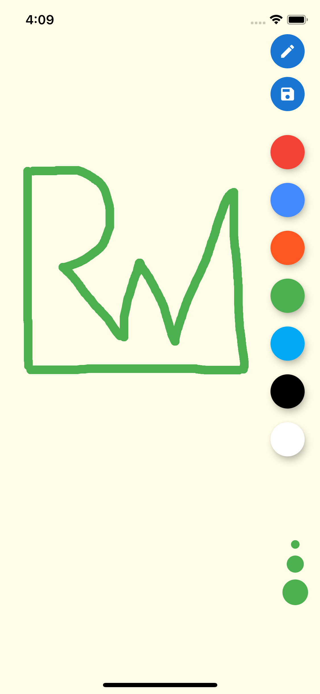 Drawing App Final Preview